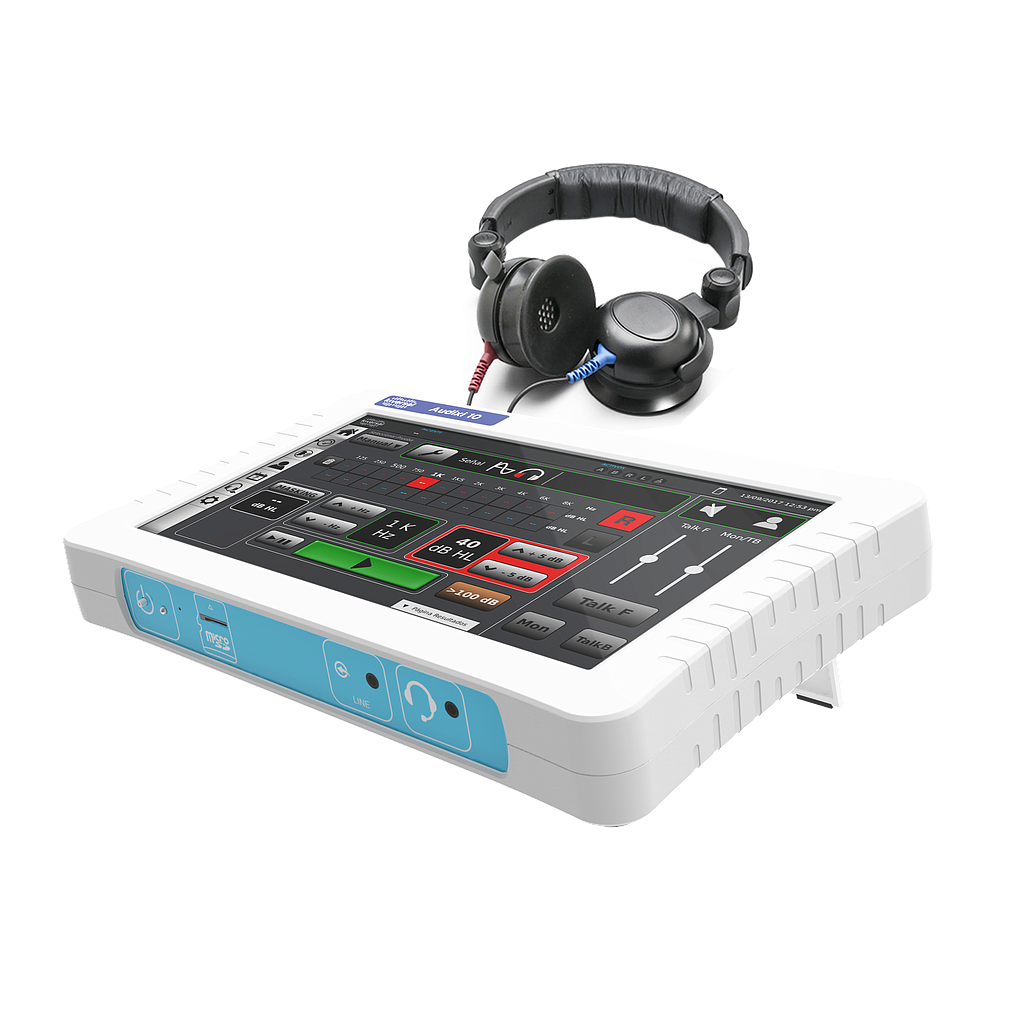 Audixi 10, el audiómetro digital de Kiversal