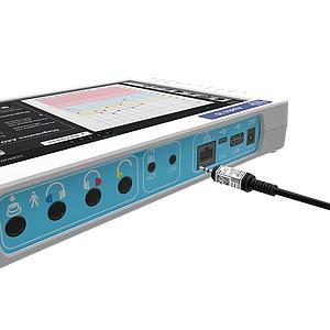 Sistema de calibración metrológico instantáneo del audiómetro Audixi 10 de Kiversal