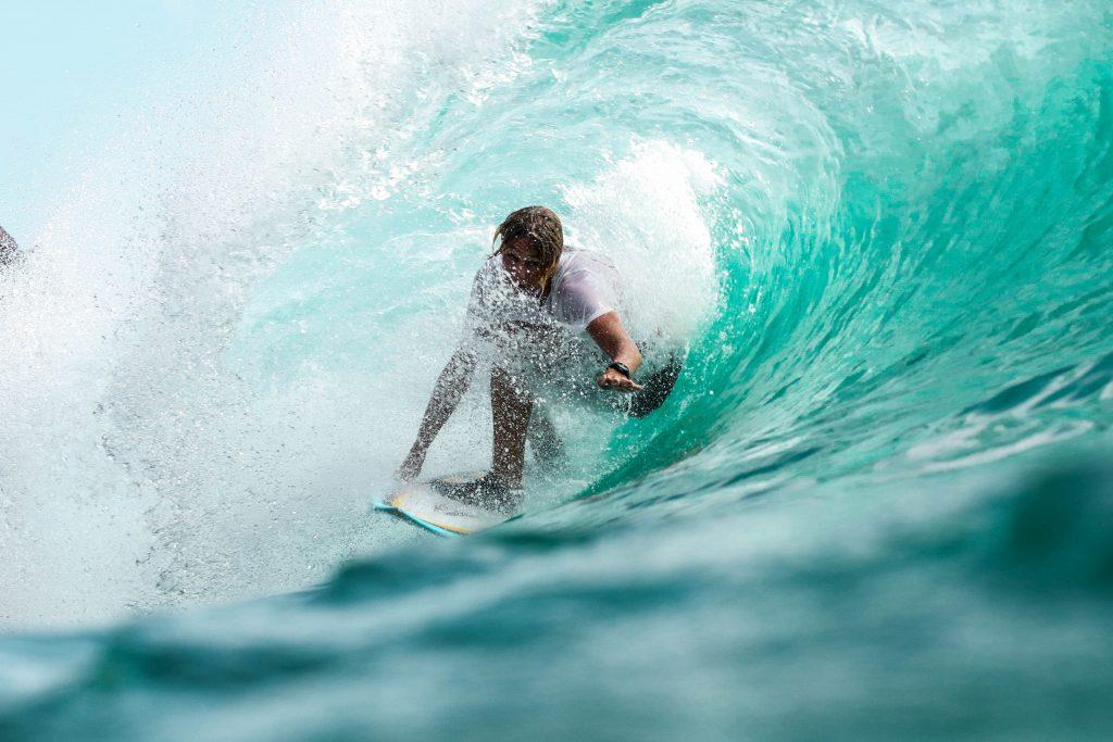 El oído del surfista o exóstosis.