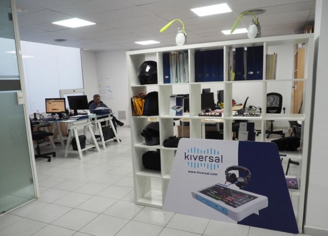 nueva oficina de Kiversal