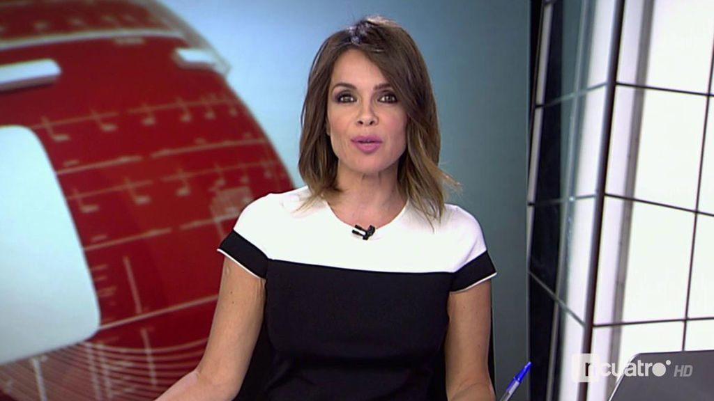 Periodista y presentadora Carme Chaparro