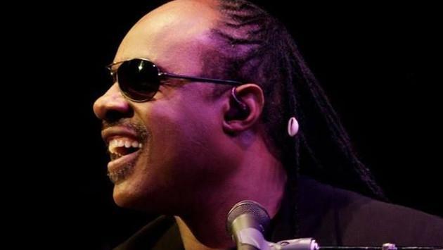 Músico Stevie Wonder