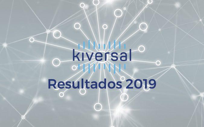 Resultados 2019 Kiversal