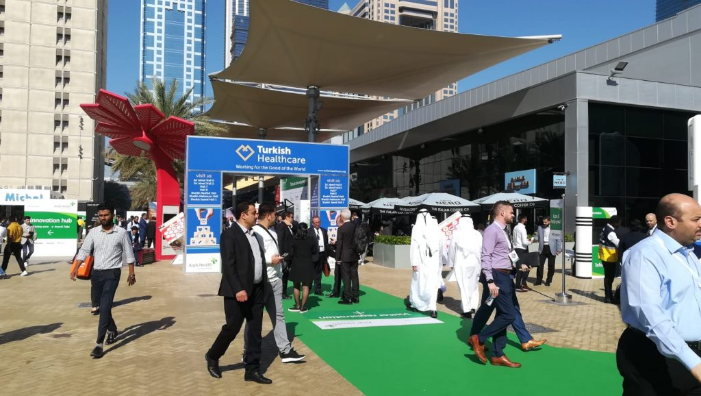 Hall Arab Health 2020
