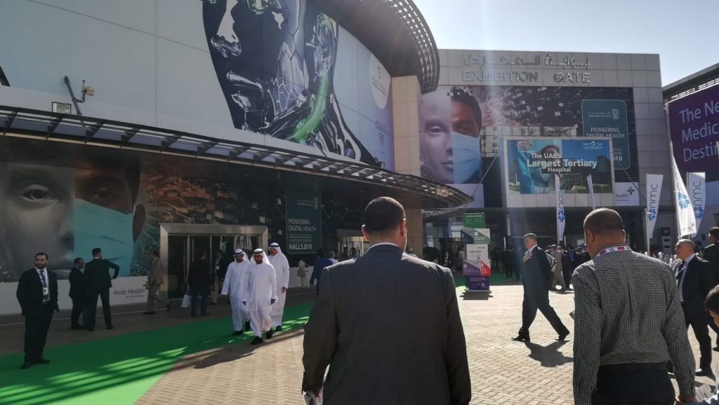 Kiversal at Arab Health