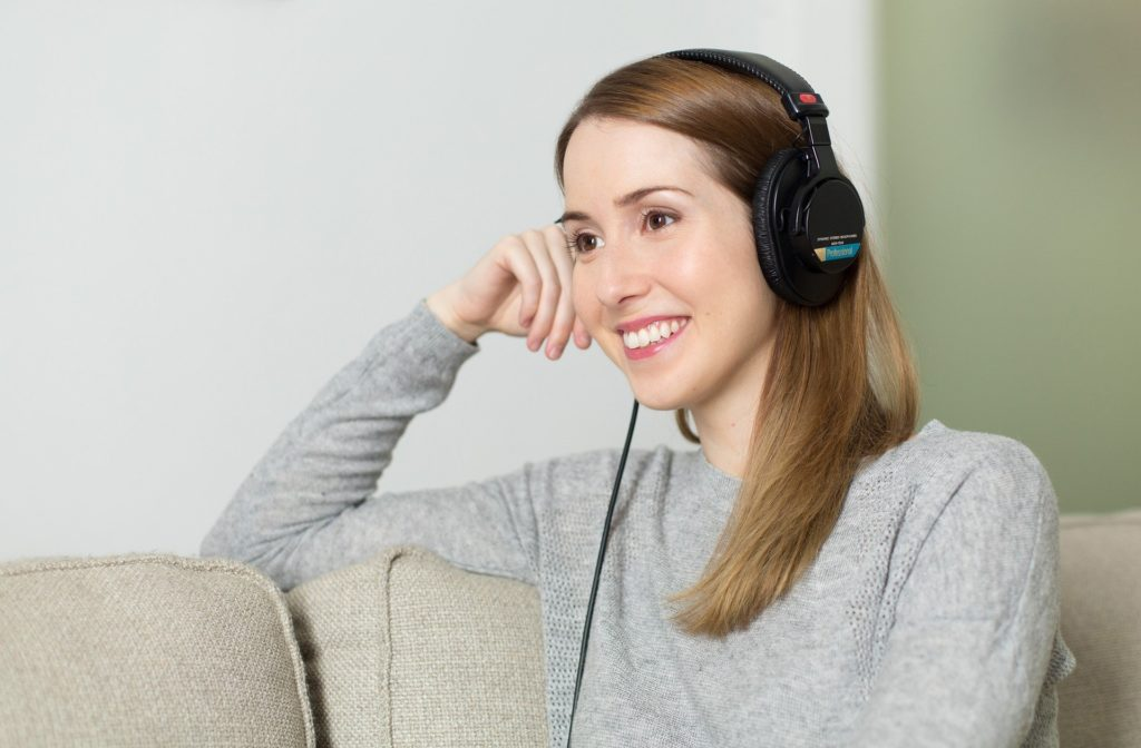 Sound therapy to re-educate the auditory nerve - hyperacusis