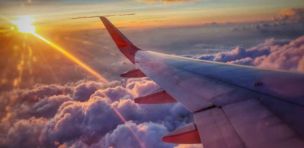 Volar puede provocar barotrauma