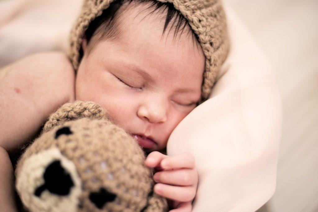 Bebé durmiendo - ruido blanco