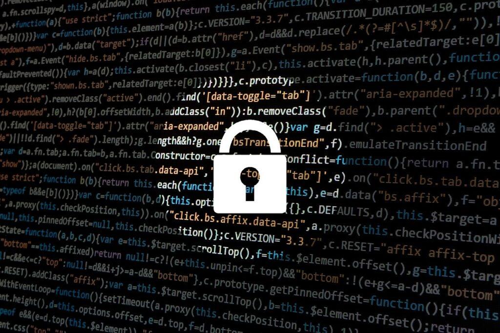 Ciberseguridad - candado